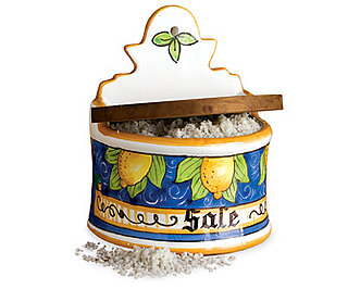 Off to Market: Salt Box