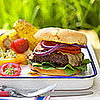 Fast &amp; Easy Dinner: Barbecue-Sauced Burgers