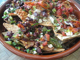 Not Your Regular Nachos: Mediterranean Nachos