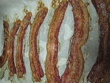 If you've never baked your bacon, you should definitely give it a try.