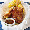 Fast &amp; Easy Dinner: Pork Chops on a Stick