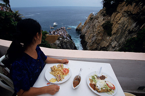 Let's Dish: Do Things Taste Different on Vacation?