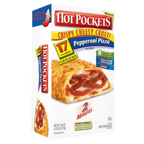 Recall Alert: Don't Bite Down on That Hot Pocket!