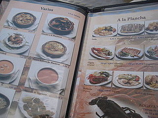 Do You Eat at Restaurants With Picture Menus?