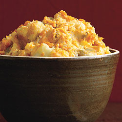 Golden Potato Mash