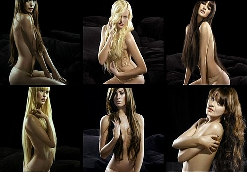 Germany's Next Topmodel Gets Naked