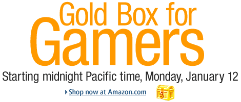 Amazon Gold Box Specials