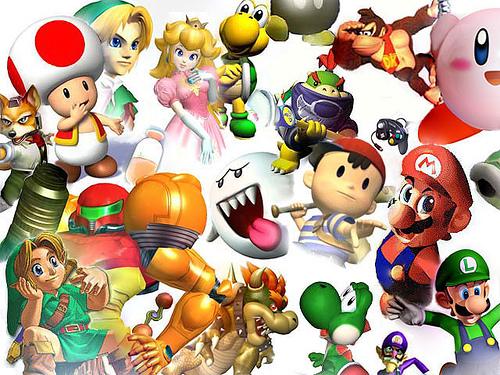 Over 100 Nintendo Geeks!
