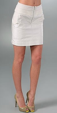 VPL Repartition Skirt ($365) - shopbop.com