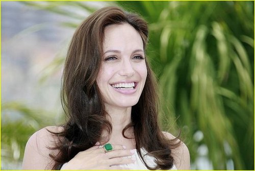 Happy 33rd Birthday to Angelina Jolie!