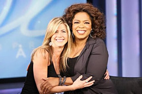 Jen Back Peddles with the Help of Oprah