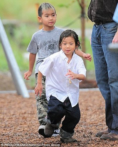 Happy Belated 5th Birthday to Pax Thien Jolie-Pitt!