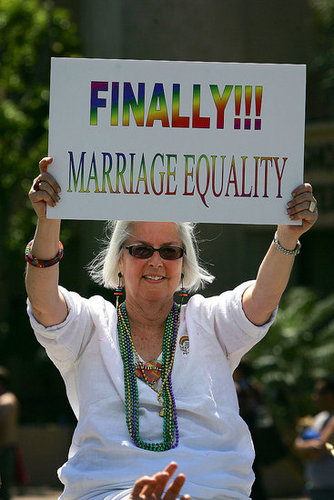 How the New CA Gay Marriage Ruling Affects Benefits and Taxes