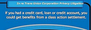 TransUnion Class Action Suit, Free Credit Monitoring Service