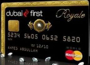 Diamond Encrusted, Gold Laced Credit Card For Millionaires