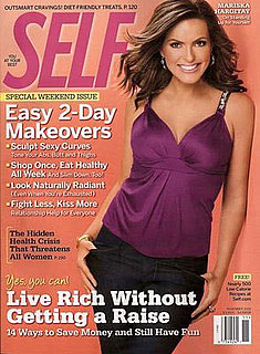 Mariska Hargitay Is Her Best Self When She's Strong
