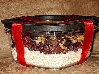 Fit Edible Gift: Dressed-Up Oatmeal