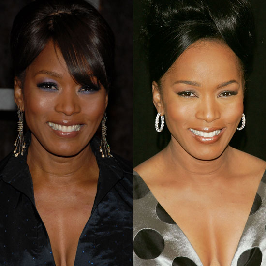 Angela Bassett's Eye Shadow