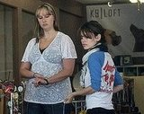Rachel Bilson and Thurman Murman at K9 Loft