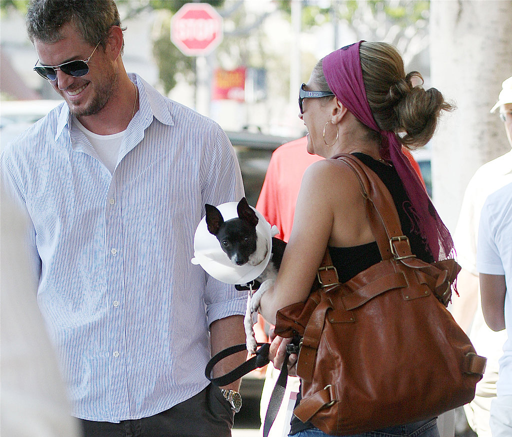 Rebecca Gayheart and Eric Dane Get a Puppy
