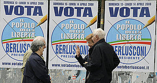 Global Totals: Italy Votes . . . Again!
