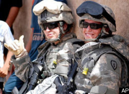 Debate Over Women in Combat Likely to Heat Up in '08