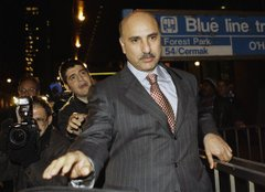 Barack Obama's Early Political Pal Tony Rezko Convicted