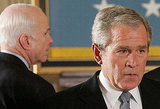 Is McCain Really Bush the III? Find Out Where They Differ