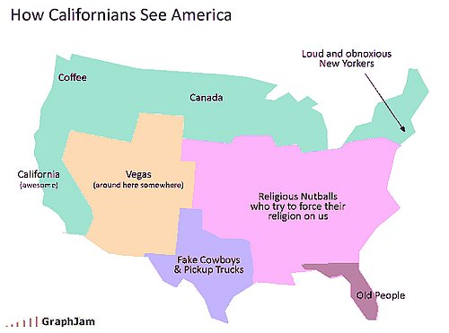Behold, the Most Accurate Map of the United States — Ever