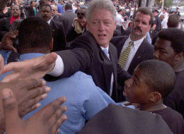 "Bill Clinton On African-American Anger: ""I Don't Think It'll Last"""