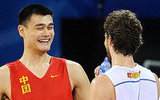 USA vs. China Basketball