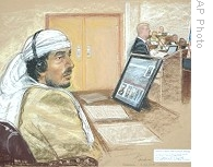 Verdict Issued in Trial of Osama bin Laden's Driver
