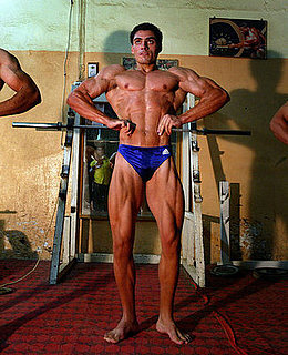 Bodybuilding in Iraq