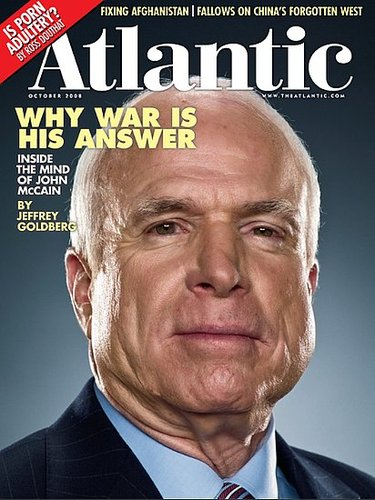 Doctored McCain Atlantic Cover Shots: Who's to Blame?