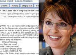 Palin's Email Account Hacked