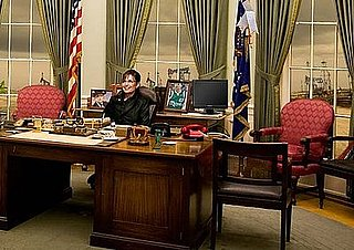 Lighten Up: Palin As President — Play With Her Oval Office