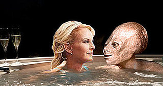 Boo! The Scariest Halloween News — an Alien Endorsement?