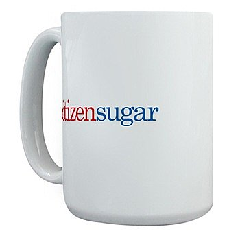 CitizenSugar Large Mug ($13)