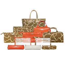 Monday Giveaway! Sephora Brand Safari Goodies