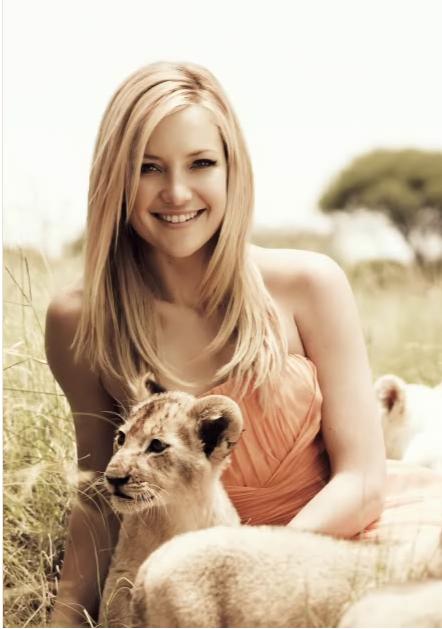 Kate Hudson Hair Products