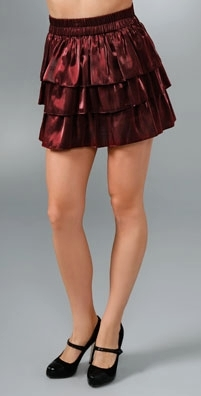 Thayer Shatter Ruffle Skirt: Love It or Hate It?