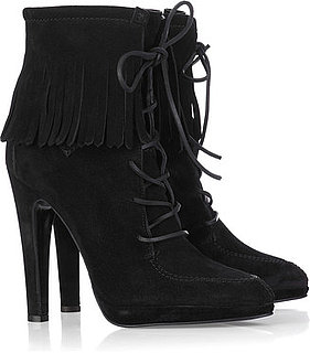 The Look For Less: Giuseppe Zanotti Fringed Boots