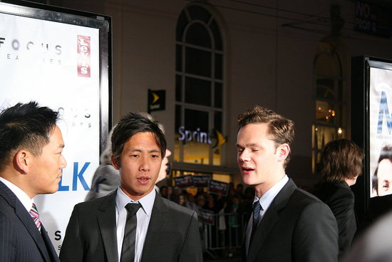 Milk San Francisco Movie Premiere