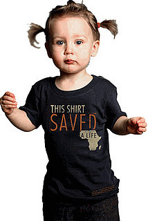 Wee Are the World: This Shirt Can Save a Life