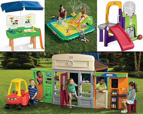 Win Little Tikes Toys for Your Yard!