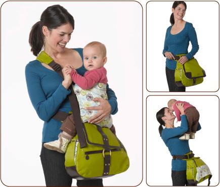 Kemby Sidekick Diaper Bag