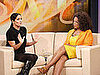 Salma Hayek on Oprah