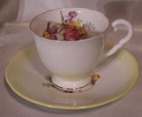 Grandma's Old Tea Cup
