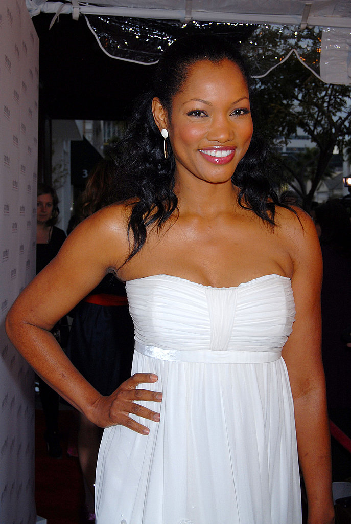 Garcelle Beauvais-Nilon looked lovely in white.