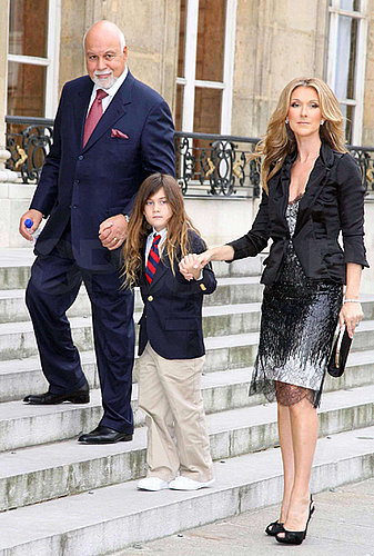 Celine Dion Receives Legion of Honor